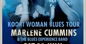Special Event     Marlene Cummins  Koori Woman Blues Tour