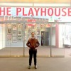 Geordie Brookman at the Playhouse.