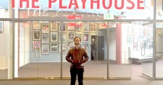 Visiting director gives Playhouse top billing
