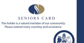 Seniors card eligibility age to rise