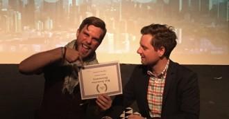 Barista champ film wins Best Australian doco