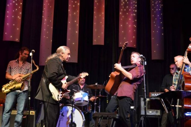 Keith Hall & Pat Dow Band 2