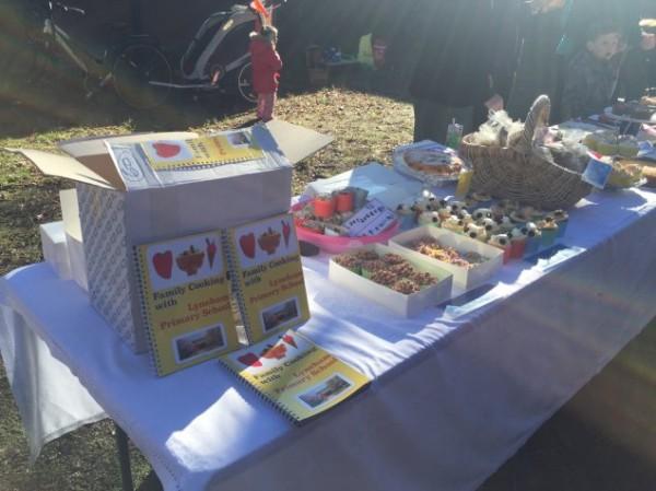 Cakes at Lyneham