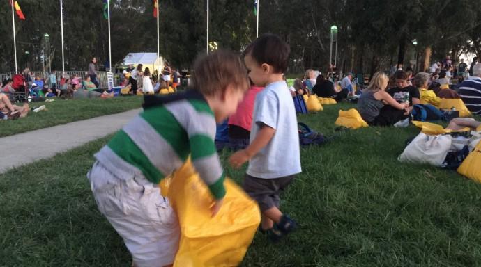 Fun police cancel Australia Day Live