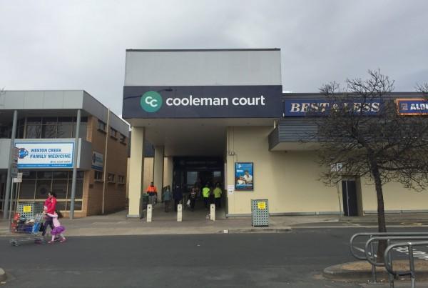 Cooleman Court