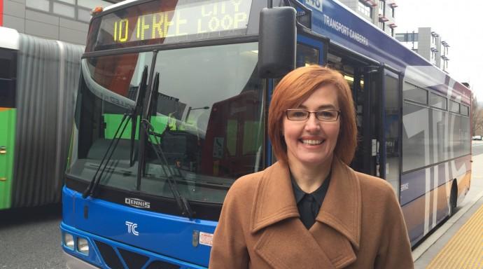 Fitzharris promises seven new rapid bus services