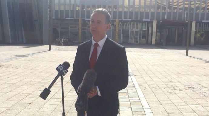 ICAC report in NSW put pressure on ACT Libs
