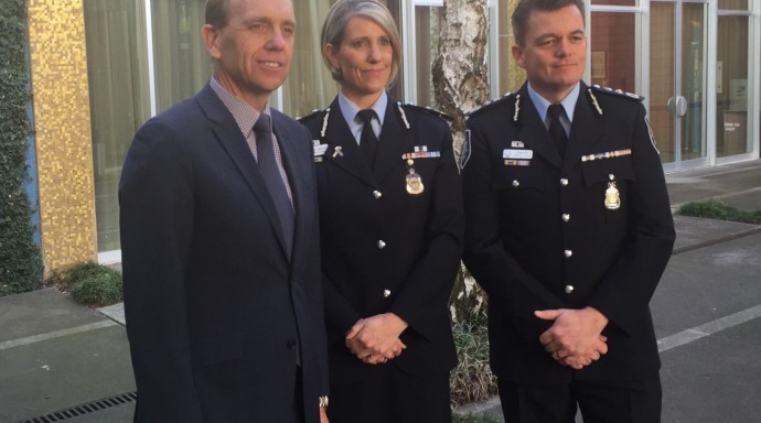Ex-ACT policewoman to be our top cop
