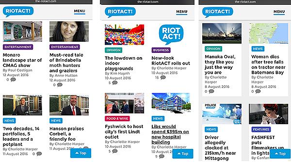 Riot screengrabs