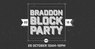 Braddon Block Party