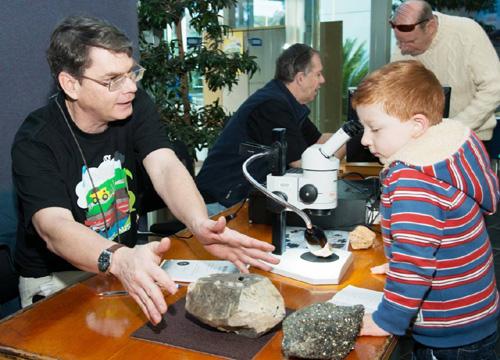 Geoscience Australia Open Day