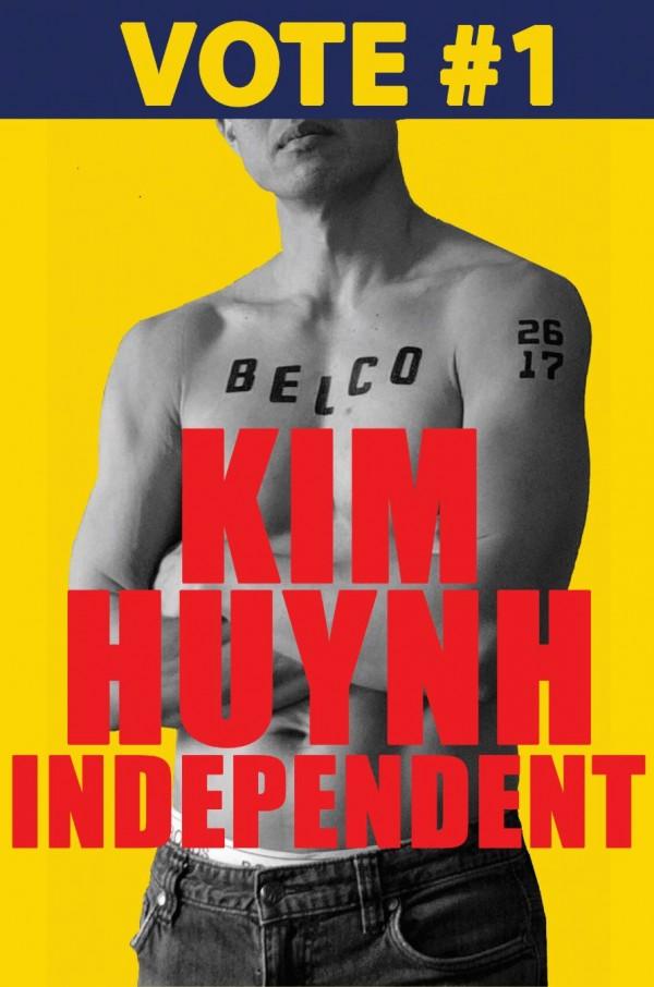 Kim Huynh sign