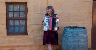 Queen Juanita & the Zydeco Cowboys host September Blues Jam