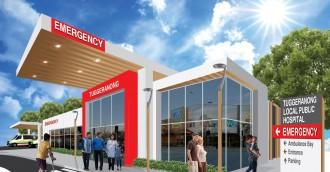 Mixed reaction to Libs' plan for Gungahlin, Tuggeranong hospitals