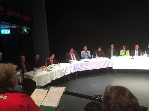 Brindabella candidates forum