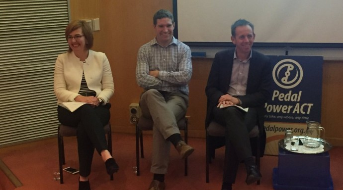 Make Canberra the Cycling Capital, candidates told