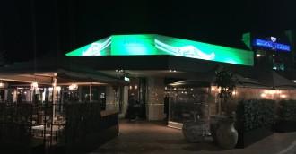 Raiders fever turns the capital green
