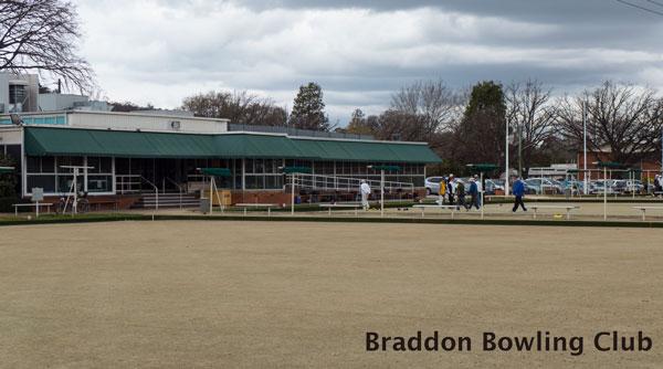 Braddon-Bowling-Club