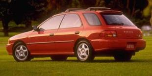 Impreza Subaru Wagon