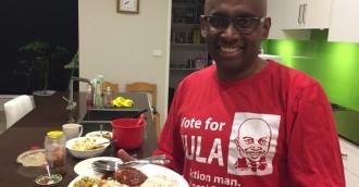 ACT election candidate bake-off  Mark Kulasingham