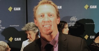 Embrace what the game teaches you  ACT Australian of the Year Alan Tongue