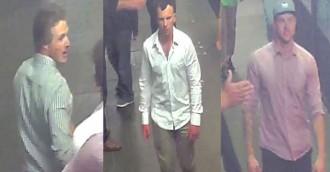Police seek three men over Civic assault    8216 coward punch  8217