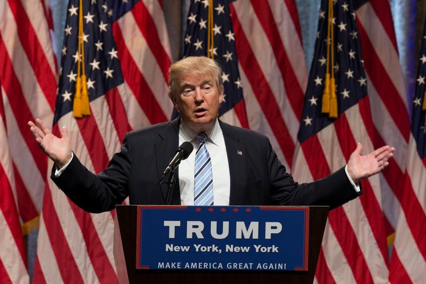Donald Trump. Photo: iStock