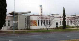 Megalo Print Studio – doing Canberra proud