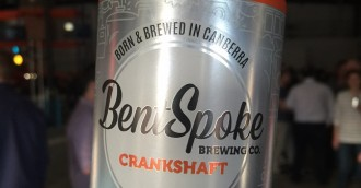 CANberra BEER now available in CANS thanks to Bentspoke