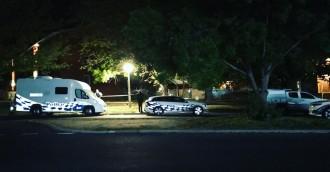 Police treat death of man in Watson last night as suspicious