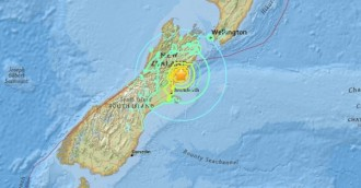 Two die in NZ quake   CBR events in Wellington cancelled