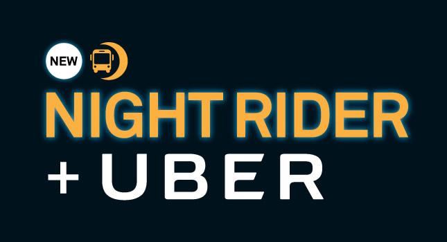 Night Rider & Uber