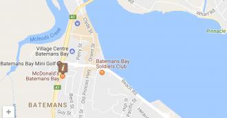 18yo flown to Canberra Hospital after Batemans Bay assault