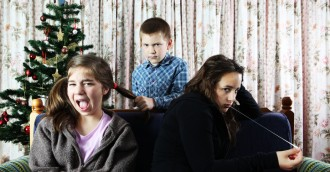 Christmas with the family and in-laws – a survival guide