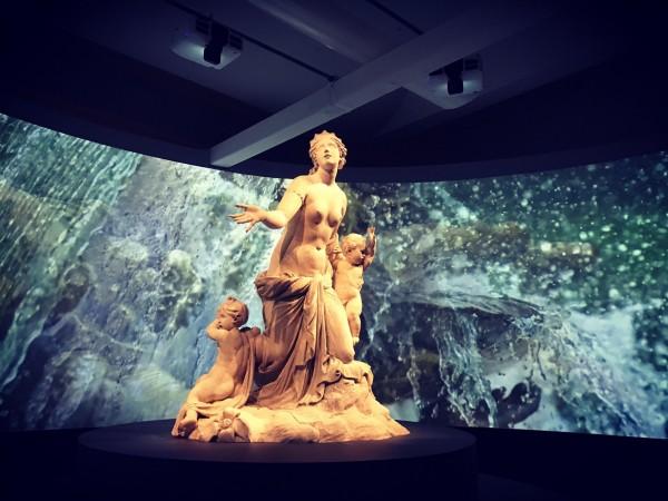 Latona and her Children, the centrepiece of the Latona Fountain. Photo: Charlotte Harper