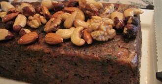 Christmas recipe  Roast of nuts