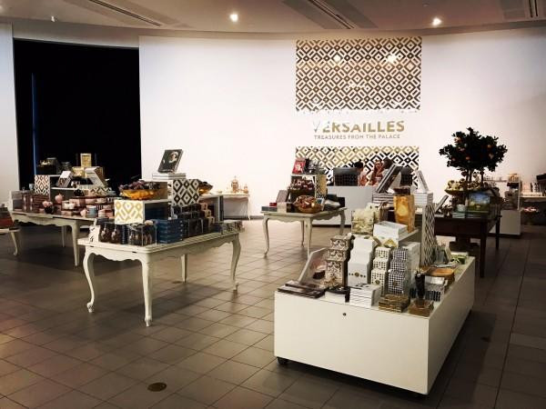 The exhibition store. Photo: Charlotte Harper