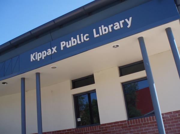 Kippax Library. Photo: Libraries ACT