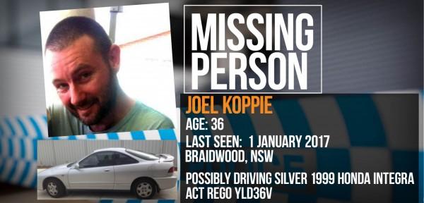 Joel Koppie