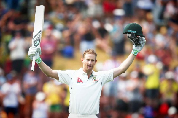 Adam Voges. Photo: Ryan Pierse