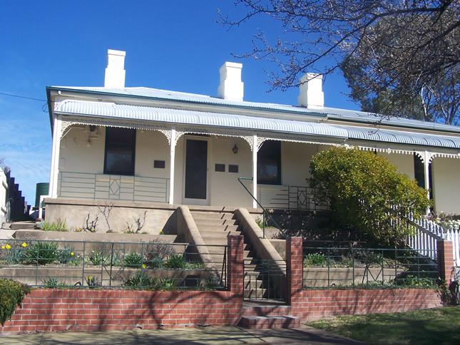 Ben Chifley's House, Bathurst