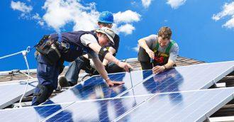 $4 million grants program to help Canberra households store solar energy