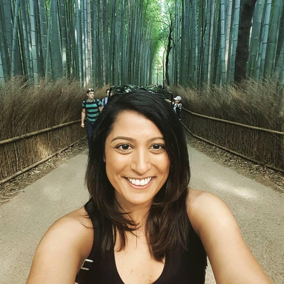 Bhavita Patel. Photo: Facebook