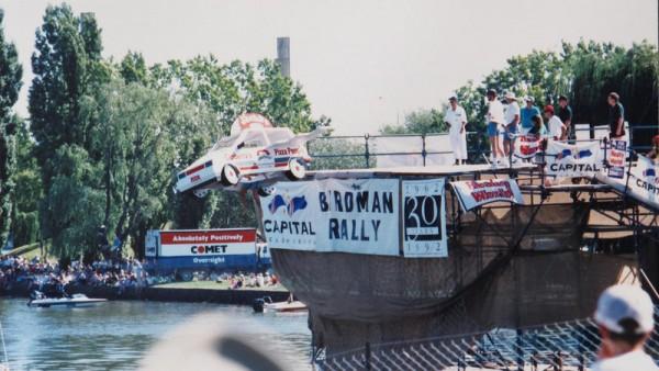 Canberra's Birdman Rally.