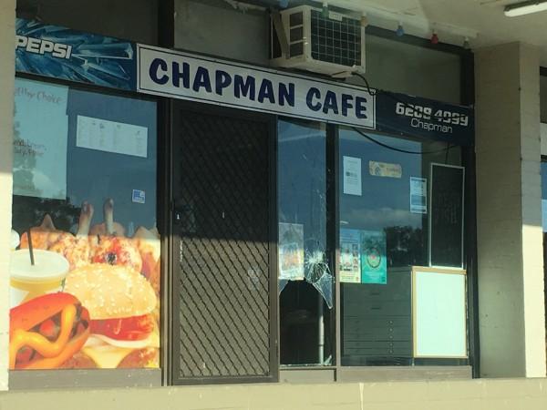Chapman Cafe