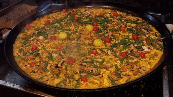 Food-Paella