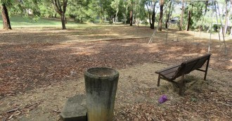 West Belco advocate slams state of playground