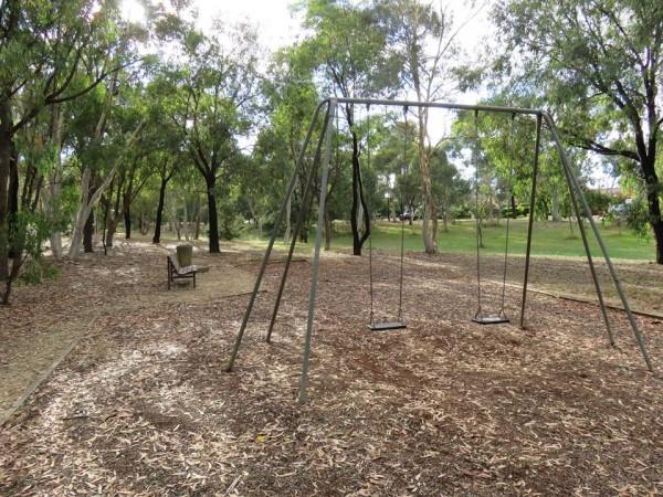 Higgins playground. Photo: Vanessa Jones