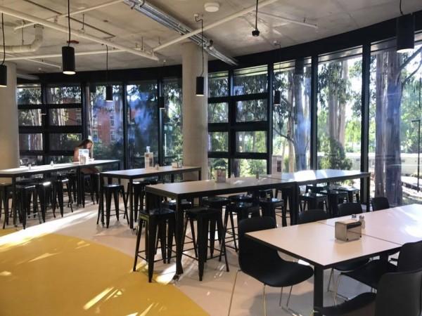SA5 dining area. Photo: Charlotte Harper