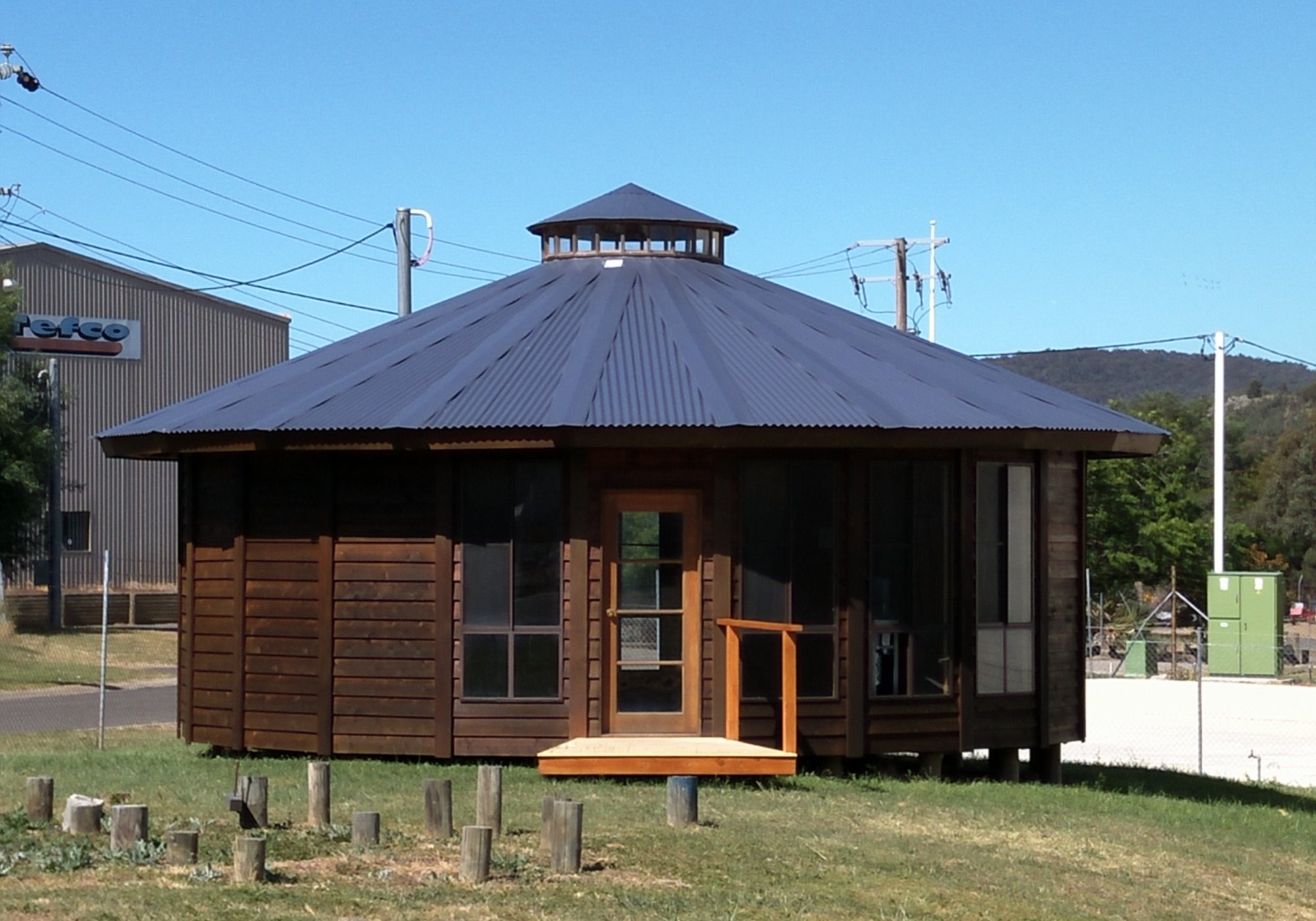 Are alternative housing and regional town living the for Alternative housing